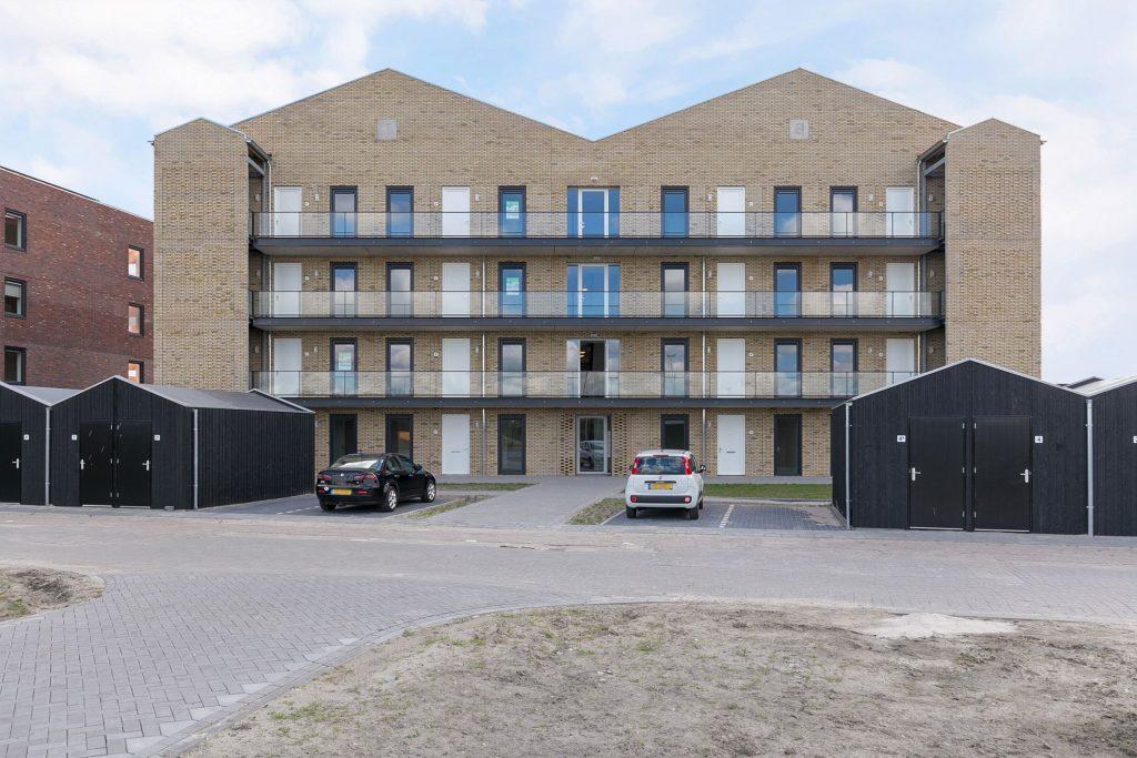 Woningen en Appartementen Wiarda, Leeuwarden