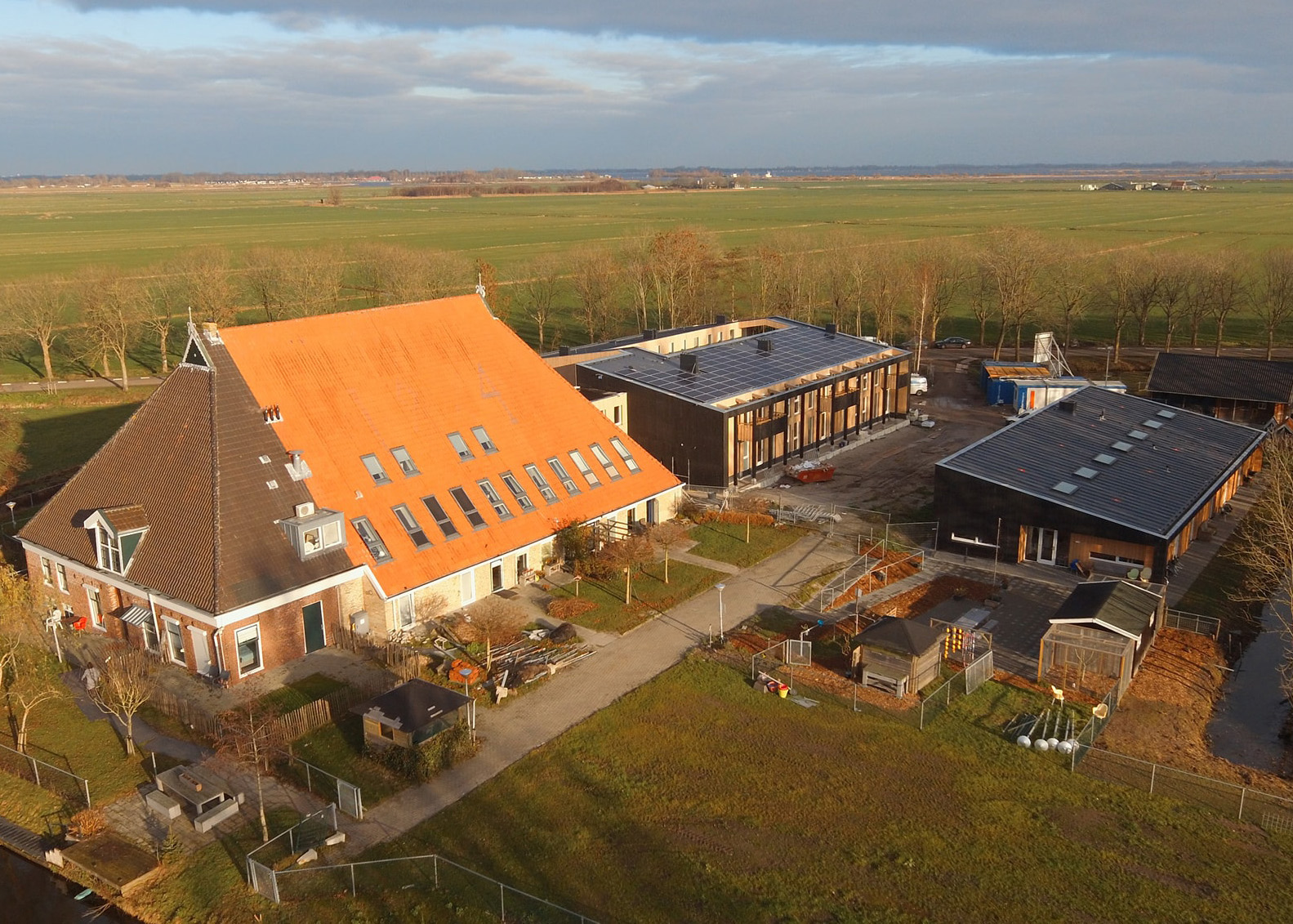 Care farm Eastwei Oppenhuizen