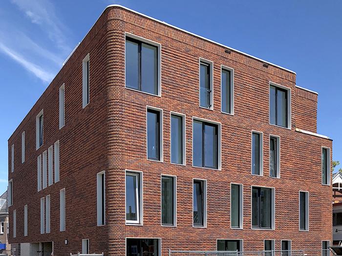 (Nederlands) 34 Woonstudio's Stationsweg Leeuwarden