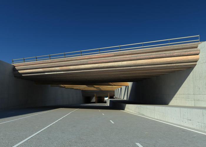 Aqueduct West Leeuwarden