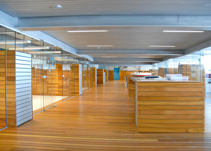 Office and workplace Kooi Makkum