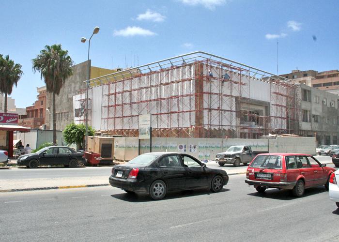 Theatre Libië