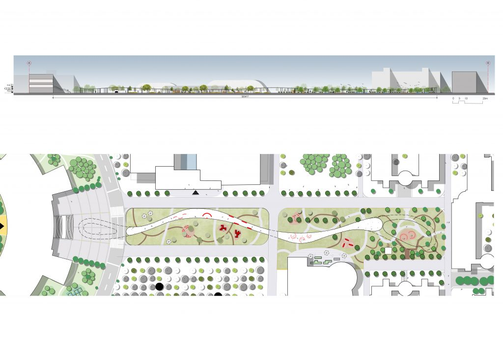Nanjing Middle School-Masterplan Upgradation