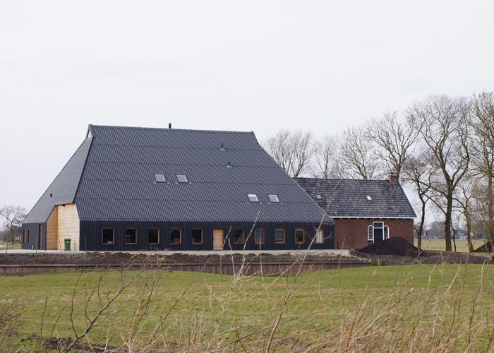 Barn-house Goenga