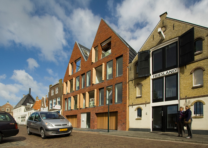 Apartments Zuiderhaven Harlingen