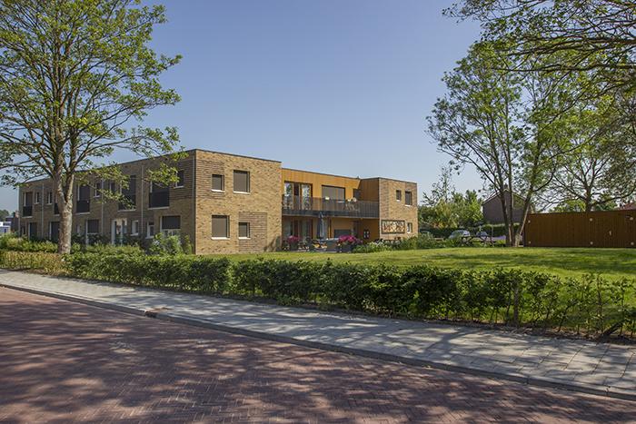 Houses for mental care Halbertsamstraat