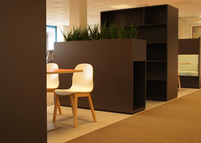Herstructurering kantoor Veendam