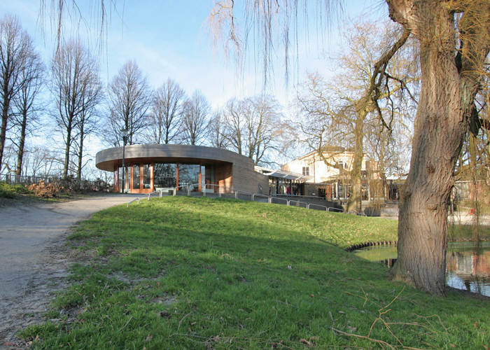 The Restaurant 'Koperen Tuin' Leeuwarden
