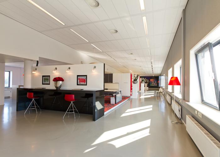 Office Sixmastraat Leeuwarden