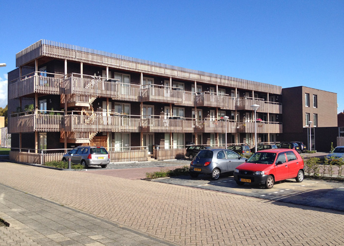 Apartments and residences Vlasakkers Drachten
