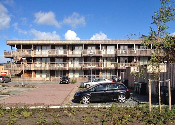 Appartementen en woningen Vlasakkers Drachten